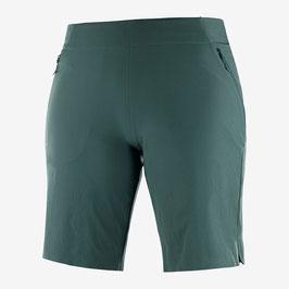 Salomon Wayfarer Pull ON Short W - Green Gables