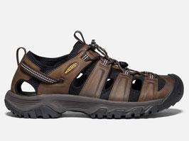 Keen Targhee III Sandal 1022427-Bison/Mulch