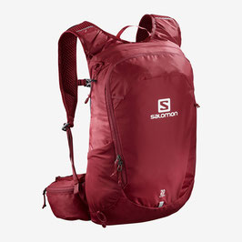 Salomon mochila Trailblazer 20 (Biking Red / EBONY)