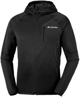 Columbia Sudadera con capucha Triple Canyon  EO0032 010 (Black)
