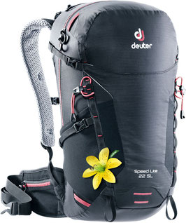 Deuter Speed Lite 22 SL (7000-Black)