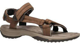 TEVA Sandalia W TERRA FI LITE LEATHER Brown 12073 BRN