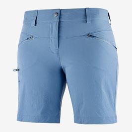 Salomon Wayfarer Short W - Copen Blue