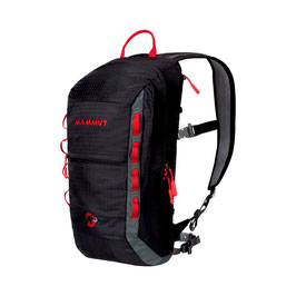 Mammut Mochila Neon light - Black/Smoke 12L