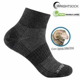 Wrightsock Merino Coolmesh II - Un cuarto