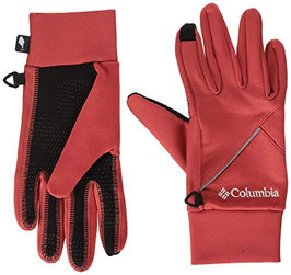 COLUMBIA guantes TRAIL SUMMIT W Mujer- 602-Coral