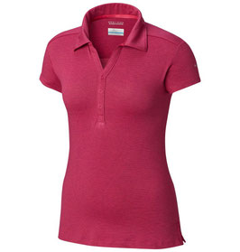 Columbia Shadow Time Polo AL6940 Haunte Pink-627