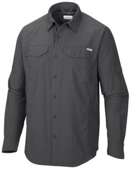 COLUMBIA camisa SILVER RIDGE AM7453 028 Grill