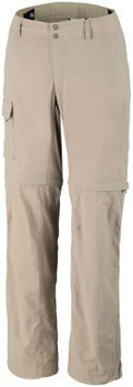 Columbia pantalón SILVER RIDGE CONVERTIBLE PANT AL8002  221-Tusk