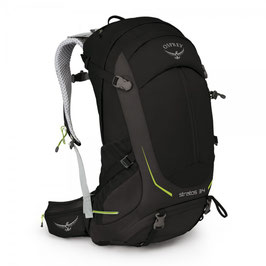 Osprey Stratos 34 Black M/L