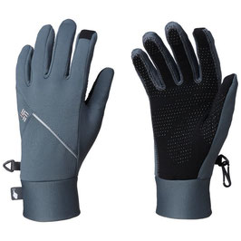 COLUMBIA guantes TRAIL SUMMIT W Mujer- O53-Gris