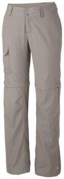 Columbia pantalón SILVER RIDGE CONVERTIBLE PANT AL8002  027-Flint Grey