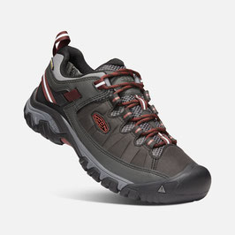 Keen Targhee EXP WP 1019883 (Raven/Fired Brick)