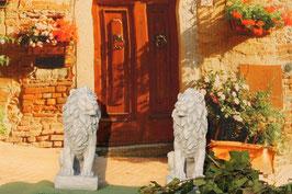 Löwenpaar - Art. 578 rechts