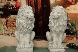 Löwenpaar - Art. 411 linker Löwe