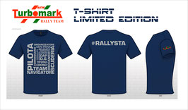 T-SHIRT LIMITED EDITION #RALLYSTA