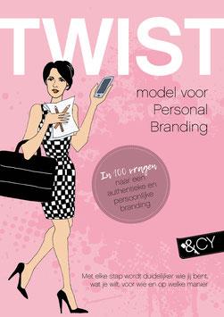 TWIST model voor Personal Branding werkboek