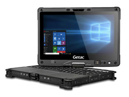 GETAC VE31TRKBBEXX Professional Convertible Notebook