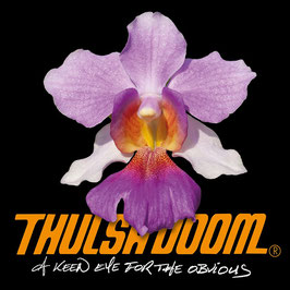 "THULSA DOOM - A KEEN FOR THE OBVIOUS (standard black) 12"" vinyl record"