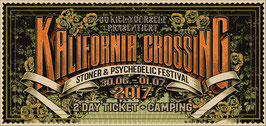 KALIFORNIA CROSSING CAMPING TICKET