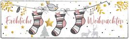 Weihnachten schmal