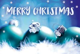Weihnachtsminikarte