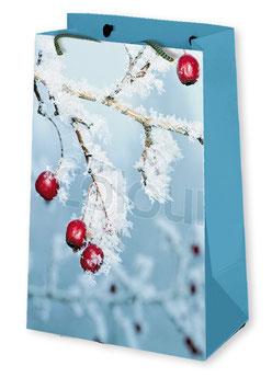 Weihnachtsweintasche