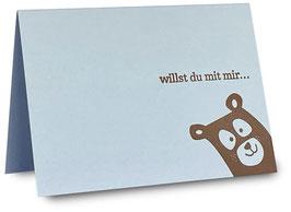 2 «Willst du mit mir...»