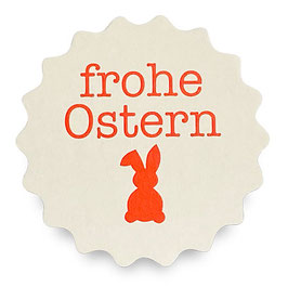 33 «frohe Ostern»