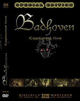 DVD-R | Badhoven - Captured Live 2007