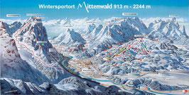 Skitour 2021 - Mittenwald - Karwendel