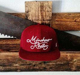 MK Snapback Burgundy