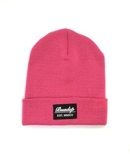 Signature Mütze Pink