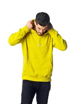 Backprint yellow