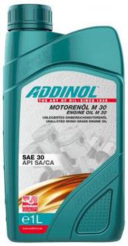 Addinol Motorenöl M30 / M50