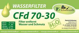 Wasserfilter CFd 70-30