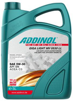 Addinol GIGA LIGHT MV0530 LL