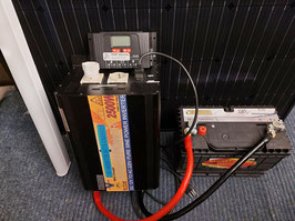 Solar und Notstromset  regort swiss ( dem Stomausfall vorbeugen ).