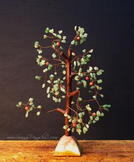 Денежное дерево, нефрит, ручная работа