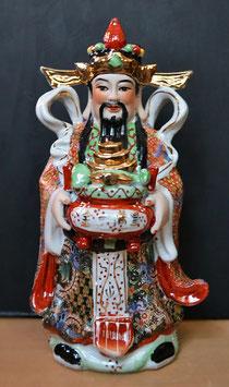 Фук Лук Сау (Три звездных старца) фарфор, высота 45 см