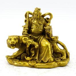 Бог Богатства Цай Шэнь ,бронза*