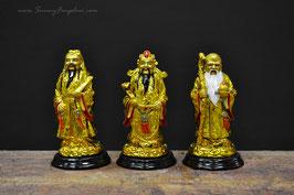 Фук Лук Сау (Три звездных старца), высота 10 см