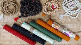 Свечи ритуальные, 100% воск, с тибетсткими травами и эфирными маслами.