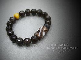 3-глазый Дзи тибетский