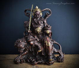 Бог Богатства Цай Шэнь*