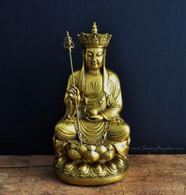Бодхисаттва Кститигарбха (Кшитигарбха)
