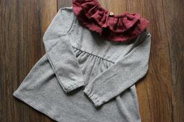Basic Bluse (lang Arm)