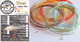 Trout Smooth Dyneema Thread