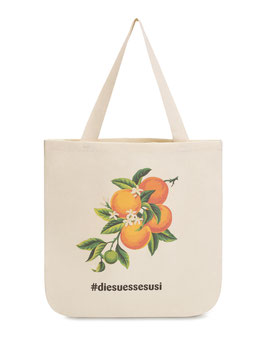 "Shopping Bag ""All You Need is Orange"""