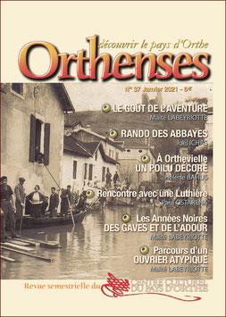 ORTHENSES N°37- Janvier 2021